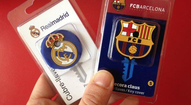 Cubres llaves Clubs de fútbol